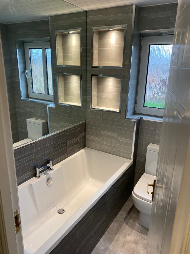 Bathroom Design & Install – Glasgow