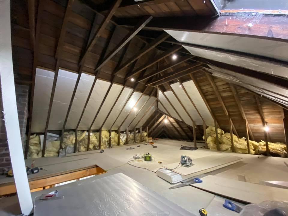 Loft Conversion – Complete – Glasgow